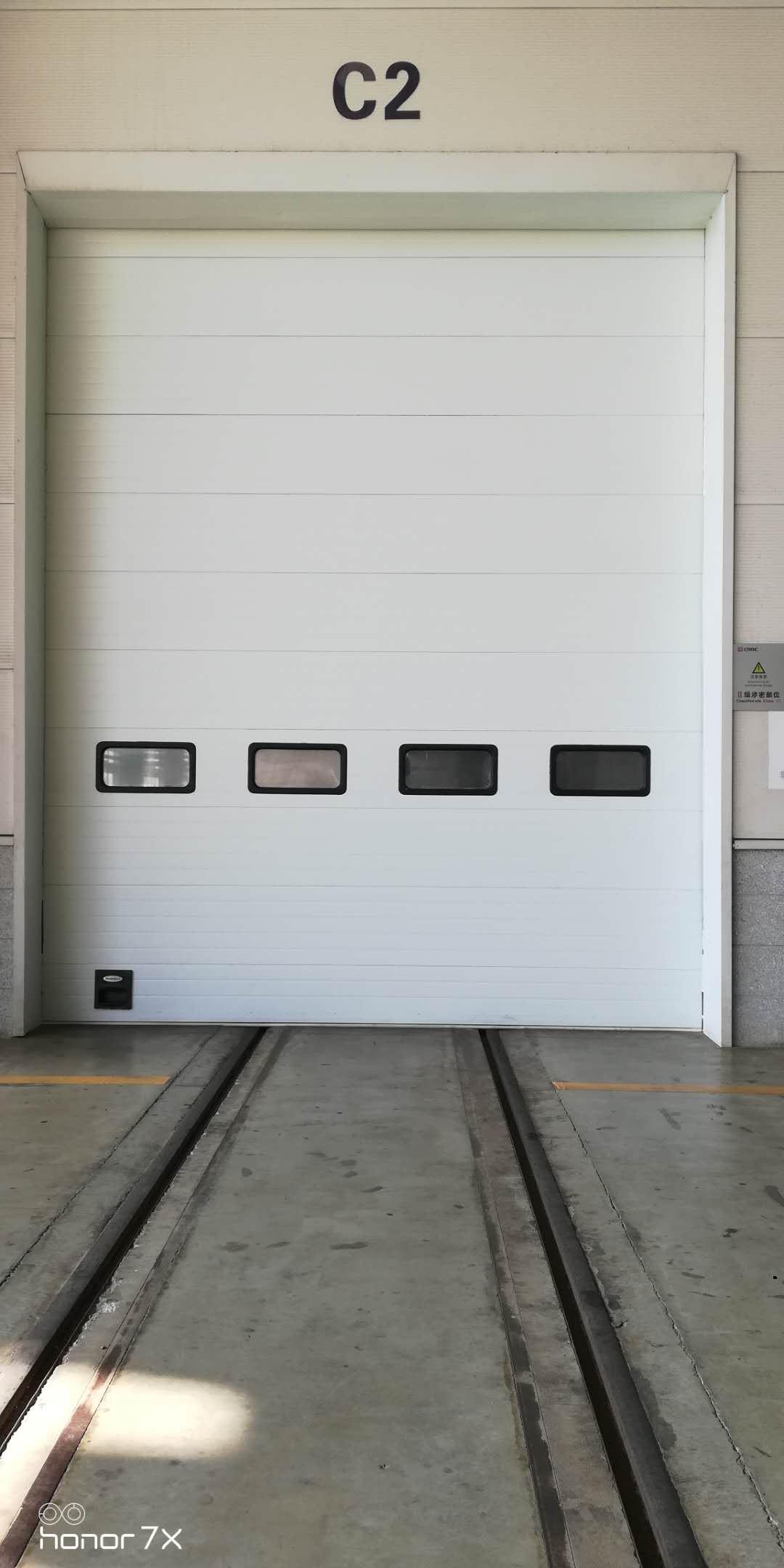 车库门提升门